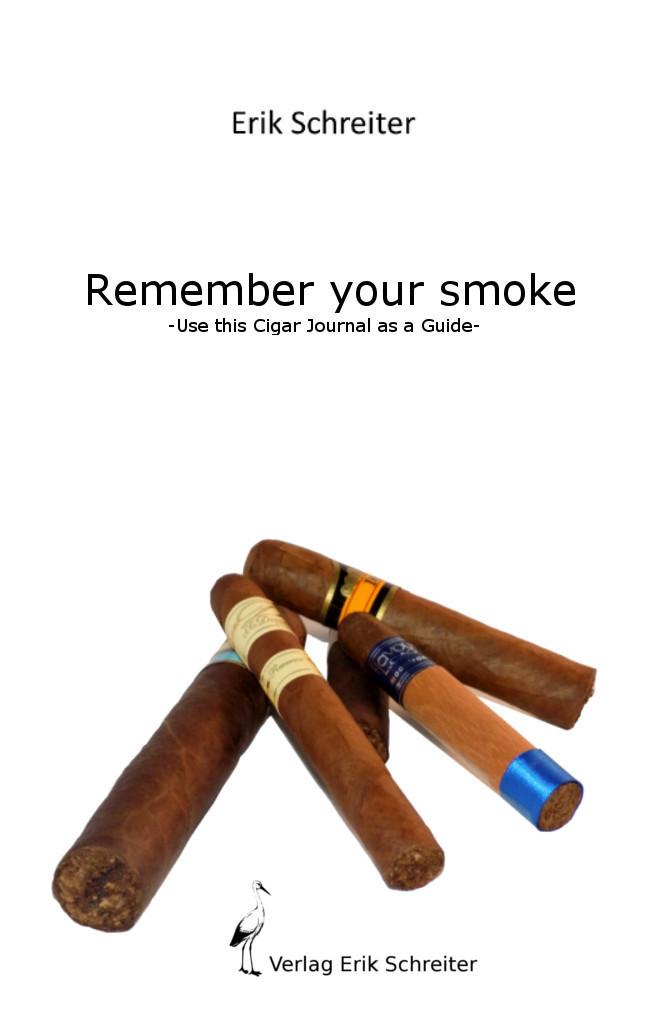 Remember your smoke: Use this Cigar journal as a Guide